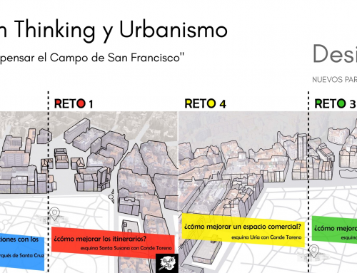 Taller de Design Thinking y Urbanismo en el Congreso Design & You 2016