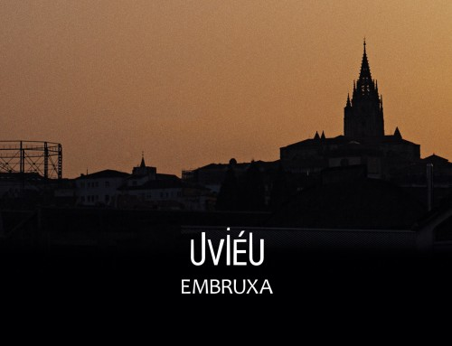 Uvieu Embruxa, estand del Ayto de Oviedo en la Feria Internacional de Muestra de Asturias