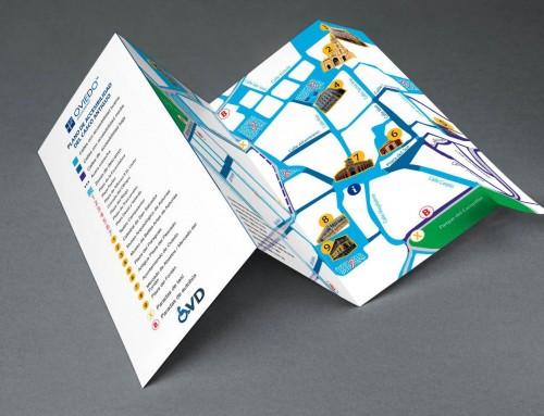 Diseño de un mapa para ciudades más accesibles